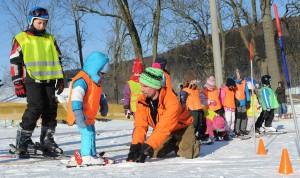 Skischule mit Hardi Mustermann